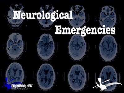 Single Module - Neurological Emergencies