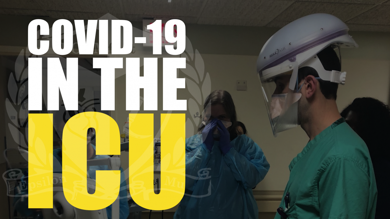 Podcast 94 - COVID-19 In The ICU w/ Leon Eydelman